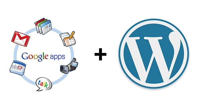 How to use Google Apps as an external Email Service for your WordPress Website